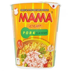 Mama Cup Noodles Pork Flavour 70g