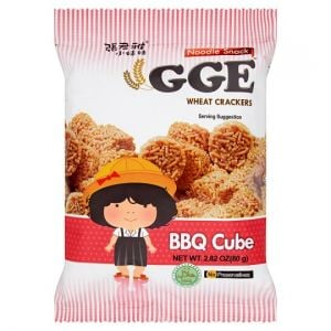 Gge Noodle Snack BBQ Cube 80g