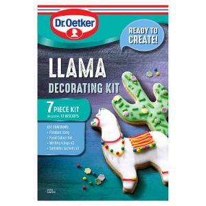 Dr Oetker Llama Decorating Kit 198g