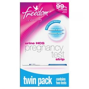 Freedom Pregnancy Test Dip Twin Pack
