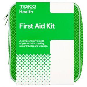 Tesco Health Family First Aid Kit