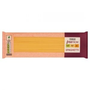 Tesco Free From Spaghetti 500g