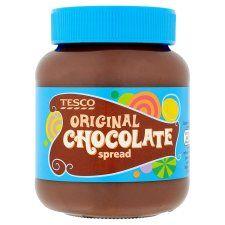 Tesco Chocolate Spread 400g