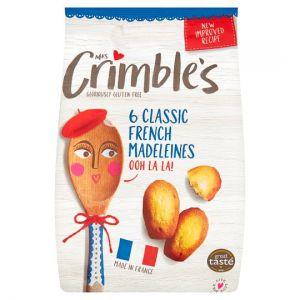 Mrs Crimble's Classic Madeleine 180g