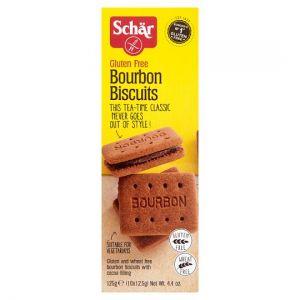 Schar Bourbon Biscuits 125g