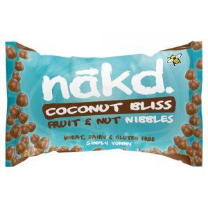 Nakd Nibbles Coconut Bliss 40g
