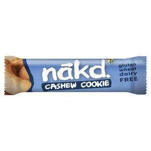 Nakd Cashew Gluten Free Cookie Bar 35g