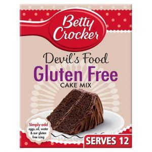 Betty Crocker Gluten Free Devils Food Cake 425g