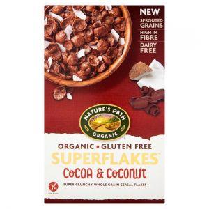 Natures Path Organic &Gltn/Fr Sprflks Cocoa Coconut 284g