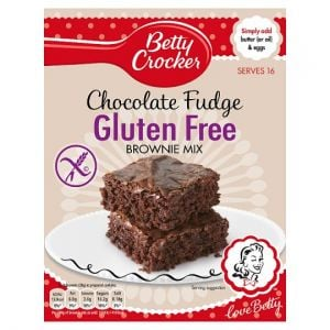Betty Crocker Gluten Free Chocolate Fudge Brownie Mix415g