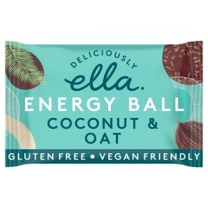 Deliciously Ella Coconut & Oat Energy Ball 40g