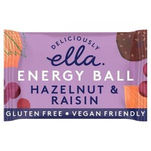 Deliciously Ella Hazelnut Raisin Energy Ball 40g
