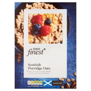 Tesco Finest Scottish Oats Porridge 750g