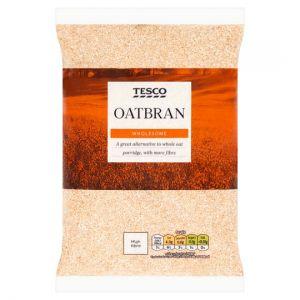 Tesco Oatbran Cereal 500g
