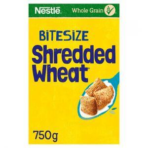 Nestle Shredded Wheat Bitesize Cereal 750g