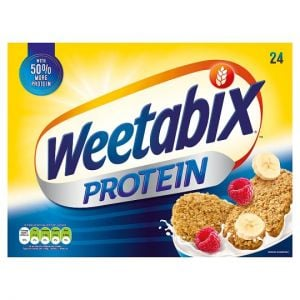 Weetabix Protein Cereal 24 Pack