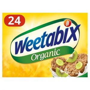 Weetabix Organic Cereal 24 Pack