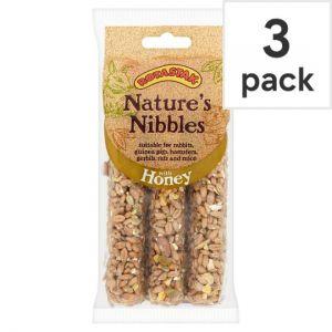 Rotastak Honey Nut Nibble Sticks 3 Sticks, 95g