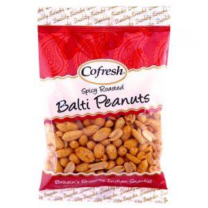 Cofresh Spicy Roasted Balti Peanuts 175g