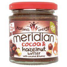 Meridian Hazelnut & Cocoa Butter 170g