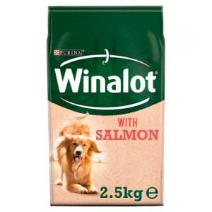 Winalot Dry Salmon 2.5kg