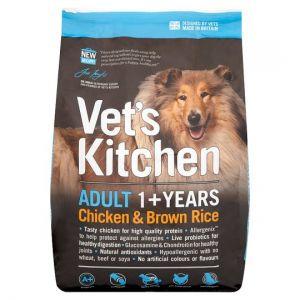 Vet's Kitchen Chicken & Rice Dry Dog Food 3kg