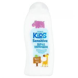 Tesco Kids Sensitive Bath & Bodywash 500ml