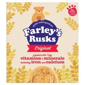 Farleys Rusks 4 Month Original X 18 300g