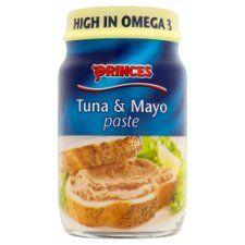 Princes Tuna & Mayonnaise Paste 75g