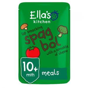 Ella's Kitchen Stage 3 Spaghetti Bolognese 190g