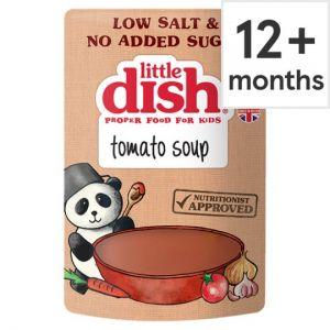 Little Dish Tomato Soup 190g 12 Months+