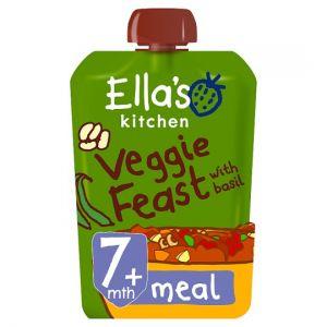 Ella's Kitchen Four Bean Feast Stage 2 130g