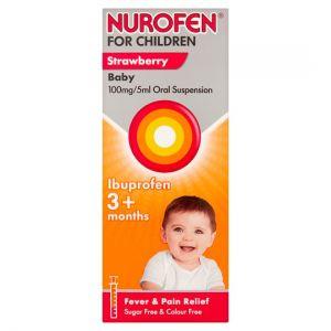 Nurofen For Children & Baby Liquid 100ml
