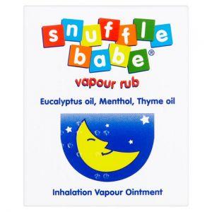 Snuffle Babe Vapour Rub 24g