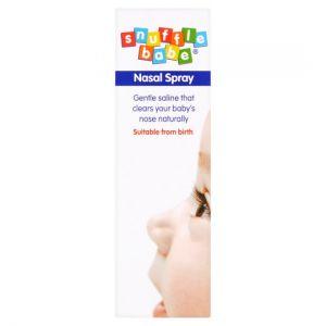 Snufflebabe Nasal Spray 15ml