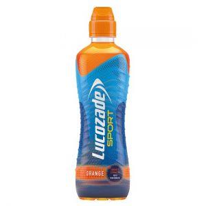 Lucozade Sport Orange Still 500ml Bottle