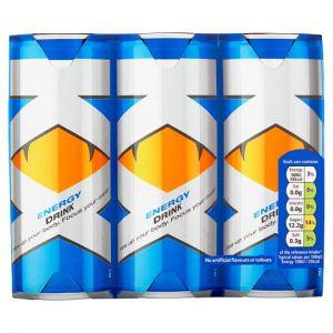 Kx Energy Drink 6 X 250ml