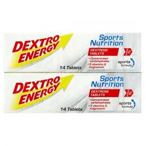 Dextro Energy Sports Tablets Twnpk 2 X 47g