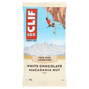 Clif Bar White Chocolate Macadamia Bar Energy Bar 68g