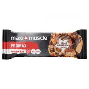 Maximuscle Promax Millionaires Shortbread 60g