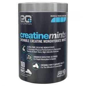 Eq Nutrition Creatine Mints 100 Tabs