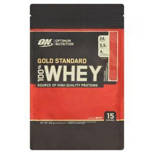 On Gold Standard 100% Whey Strawberry 450g