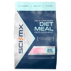 Sci-Mx Diet Pro Meal 1kg Strawberry