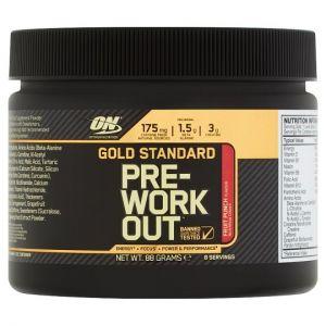 Optimum Gold Standard Fruit Punch 88g