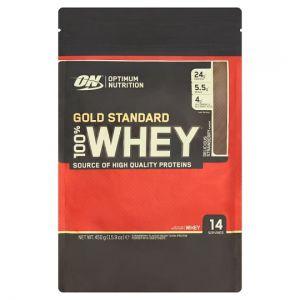 Optimum Gold Standard 100% Whey Chocolate 450g