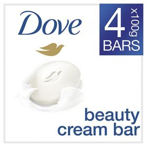Dove Original Bar Soap 4X100g