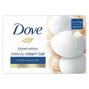 Dove Original Bar Soap 2X100g