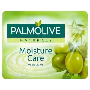 Palmolive Naturals Moisture Care Bar Soap 4 X90g