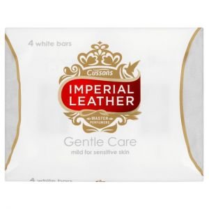 Imperial Leather Gentle Care Soap 4X100g