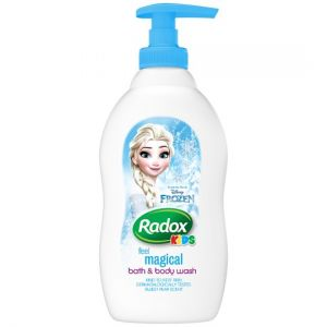 Radox Kids Frozen Bath and Body Wash 400ml